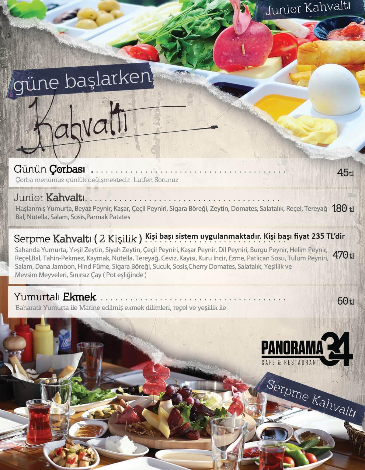 Panorama34 Cafe & Restaurant