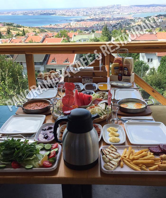Panorama34 Cafe & Restaurant Rezervasyon